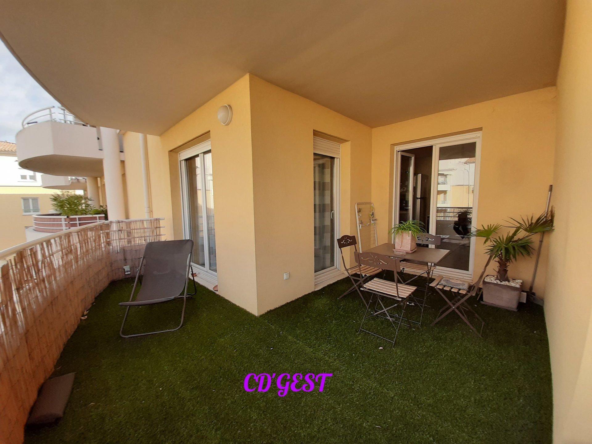Appartement Montélimar T3 : 66 m²