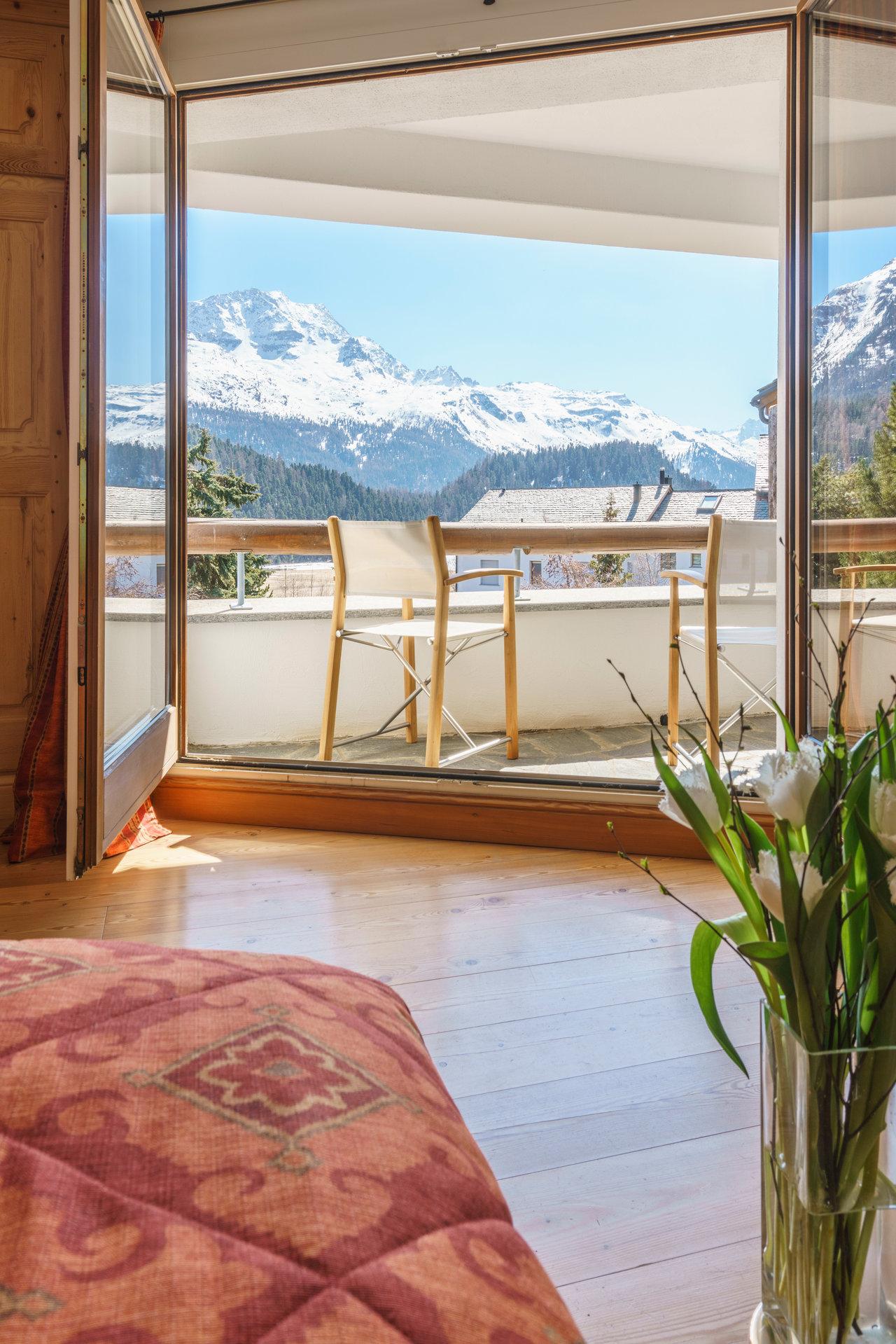 Элегантная квартира на продажу в Шампфере, Швейцария