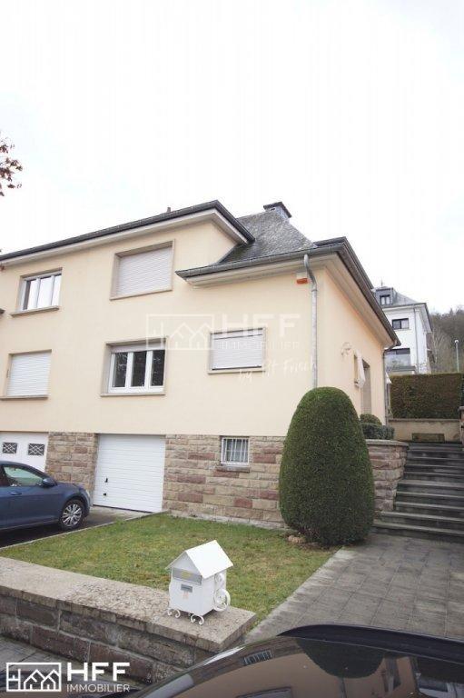 Maison 3 chambres à louer à Beggen