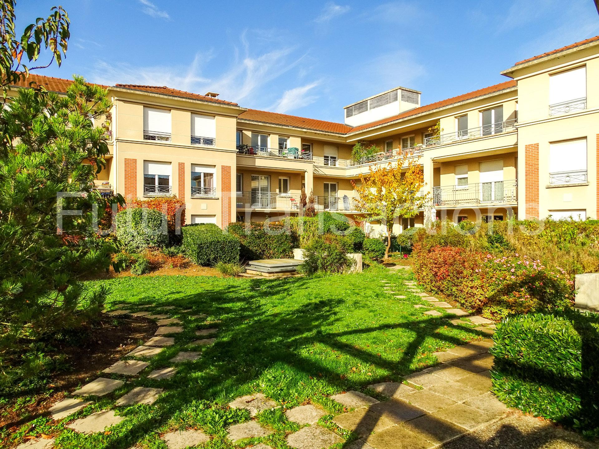 Vente Appartement - Élancourt