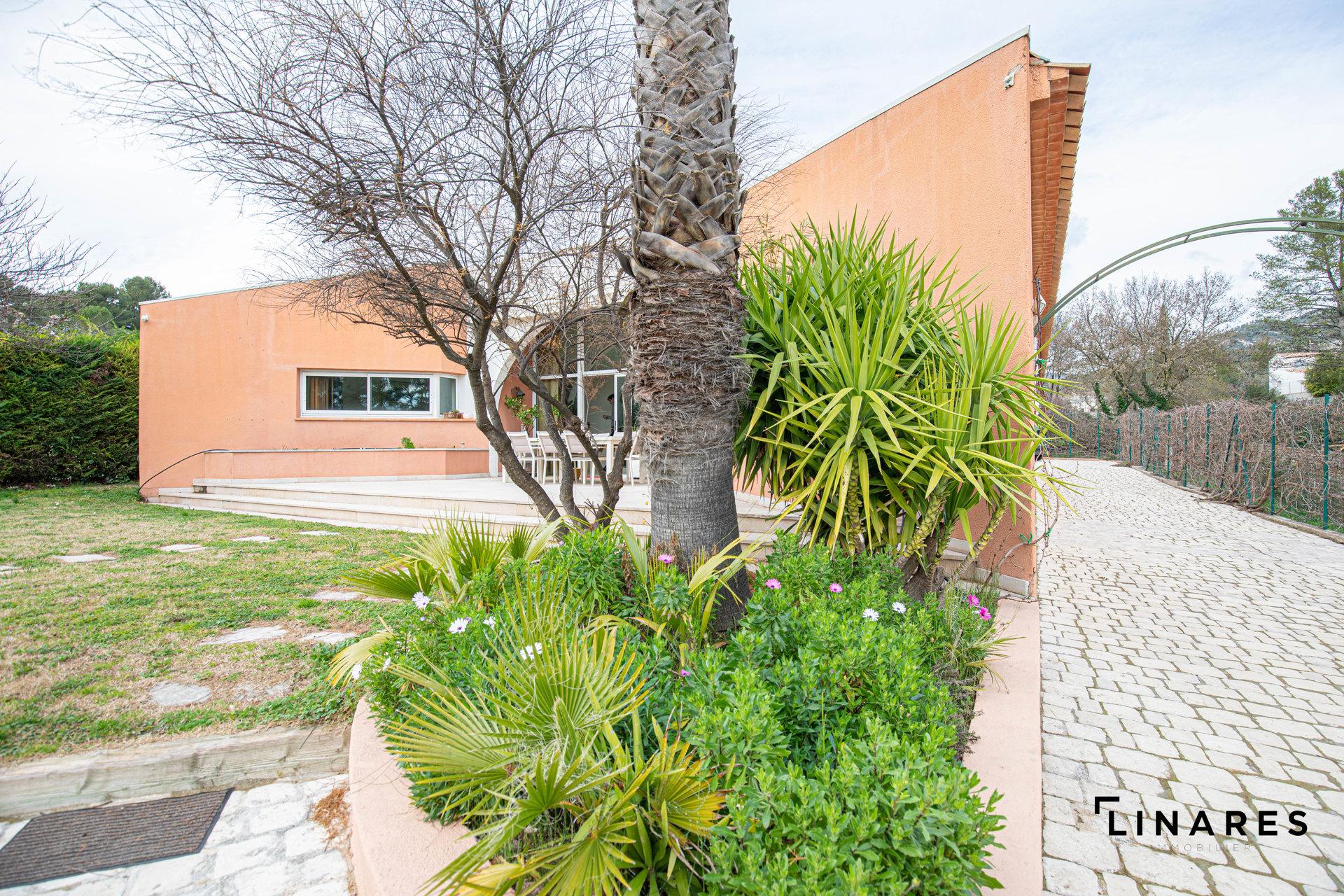 JARDIN D'HIVER - Maison T5 de 190 m2 -Terrain de 1100m2 X2