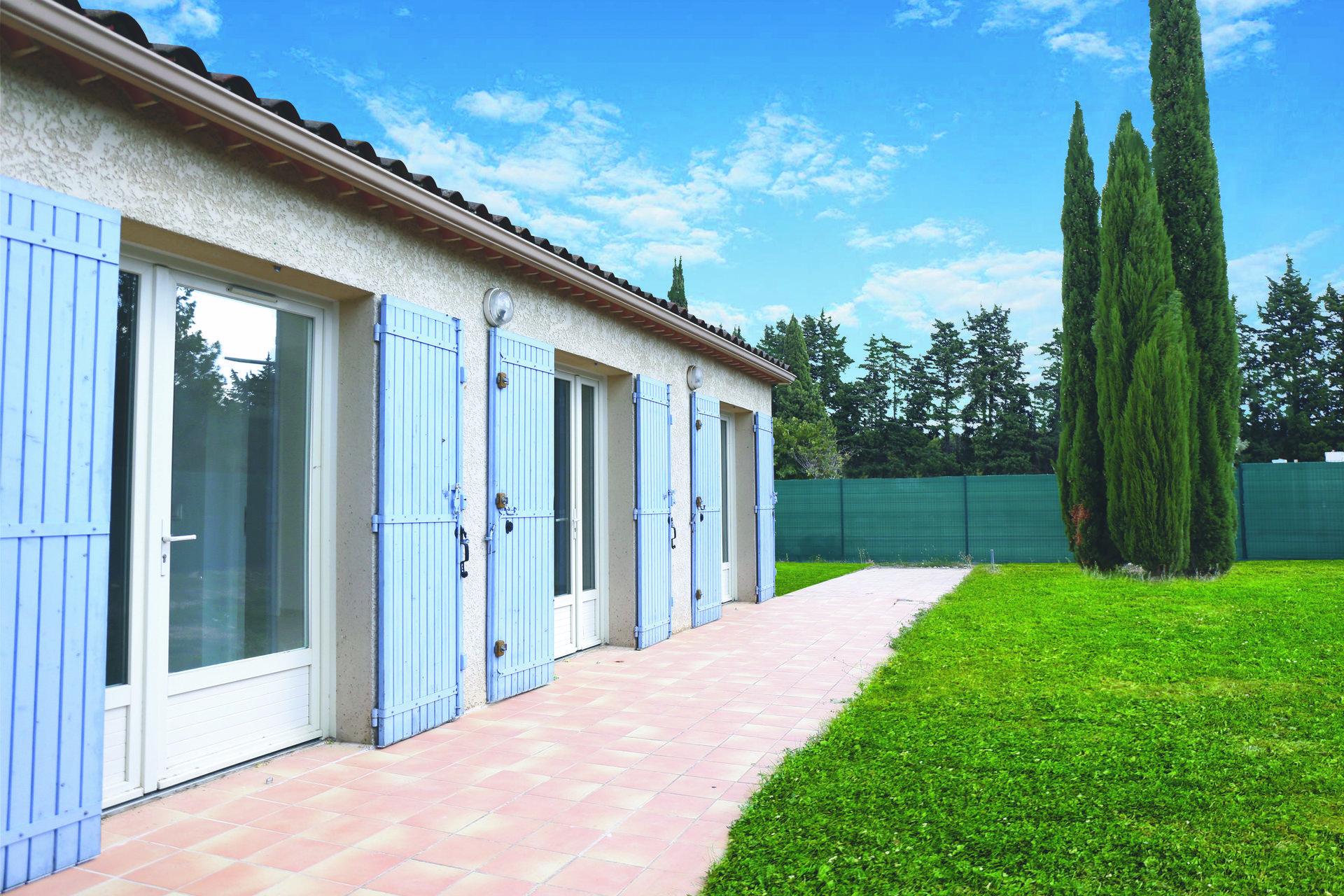 8 villas neuves Plan d'orgon