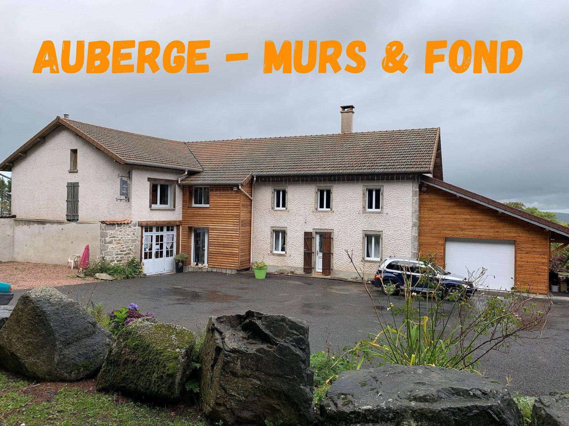 5851JMC Auberge rurale en pleine propriété : Murs-fd