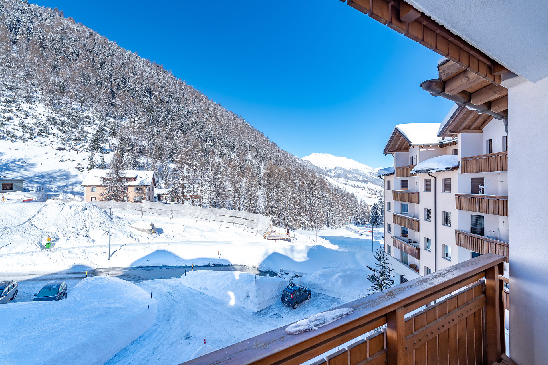 Large apartment for sale in Sankt Moritz, Switzerland- land