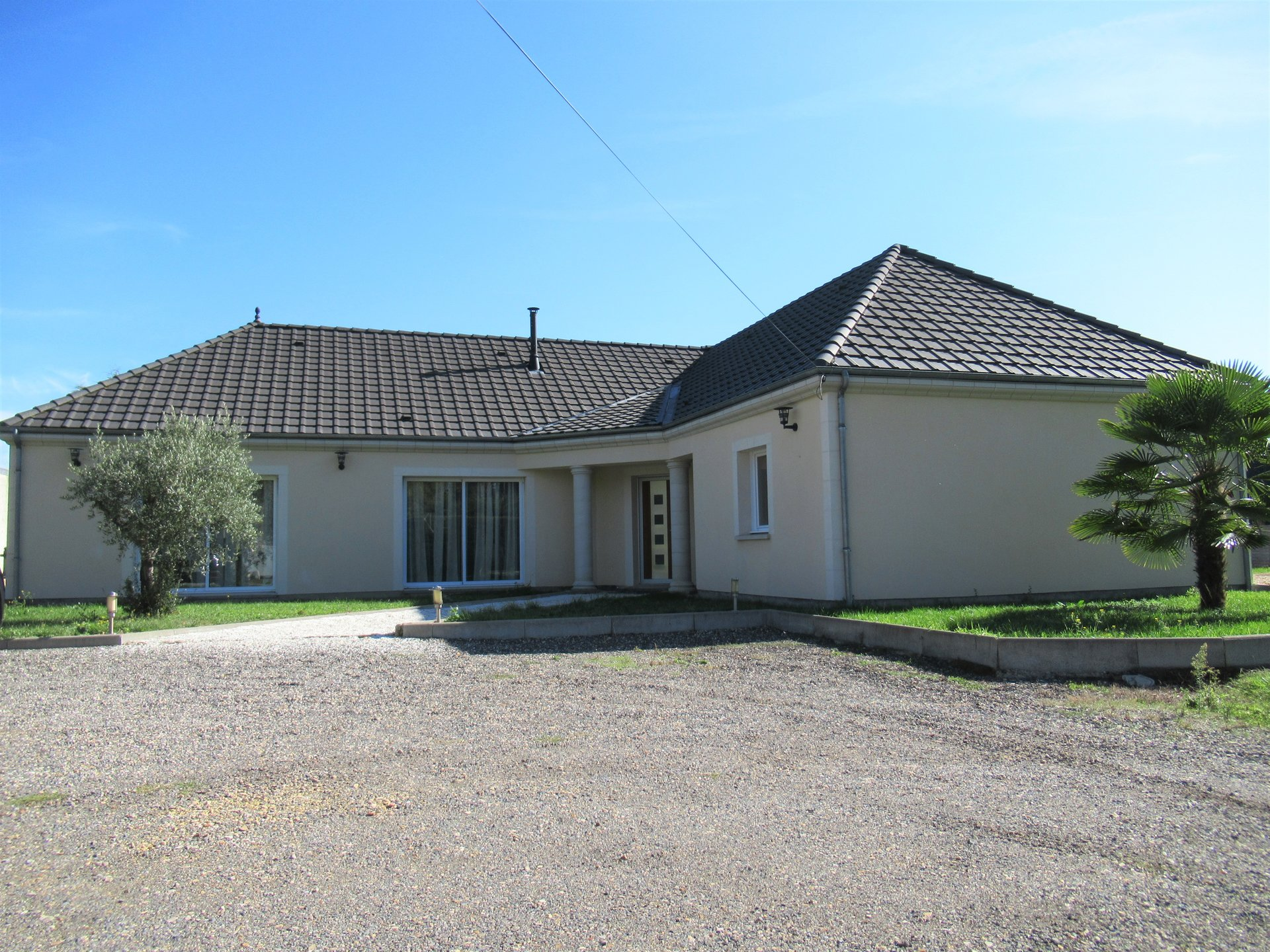 Sale House - Méreau