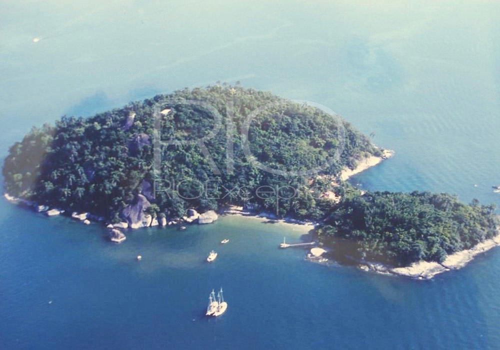 Venda Ilha privada - Mangaratiba - Brasil