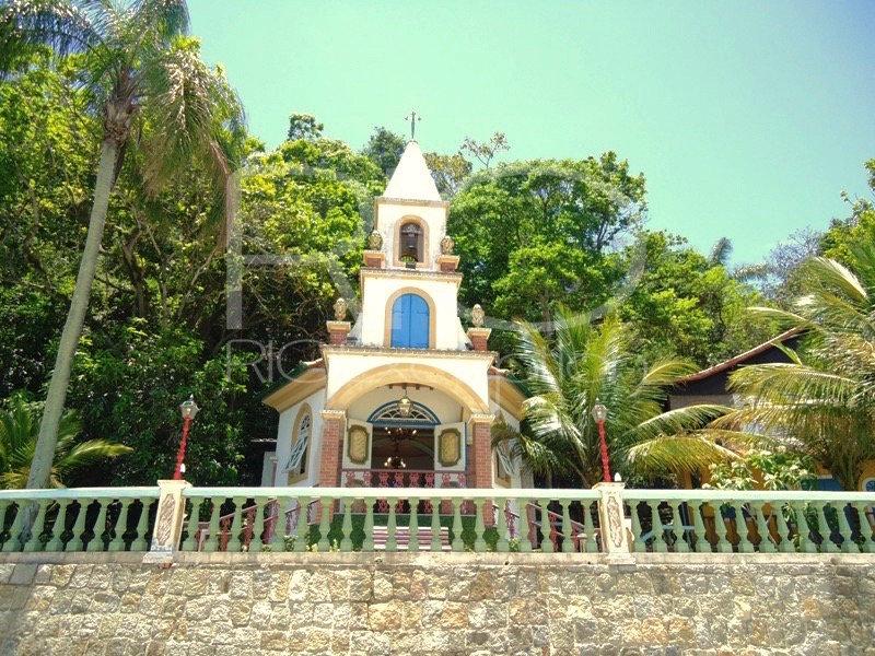 MANGARATIBA - île paradisiaque avec maisons coloniales et chapelle !