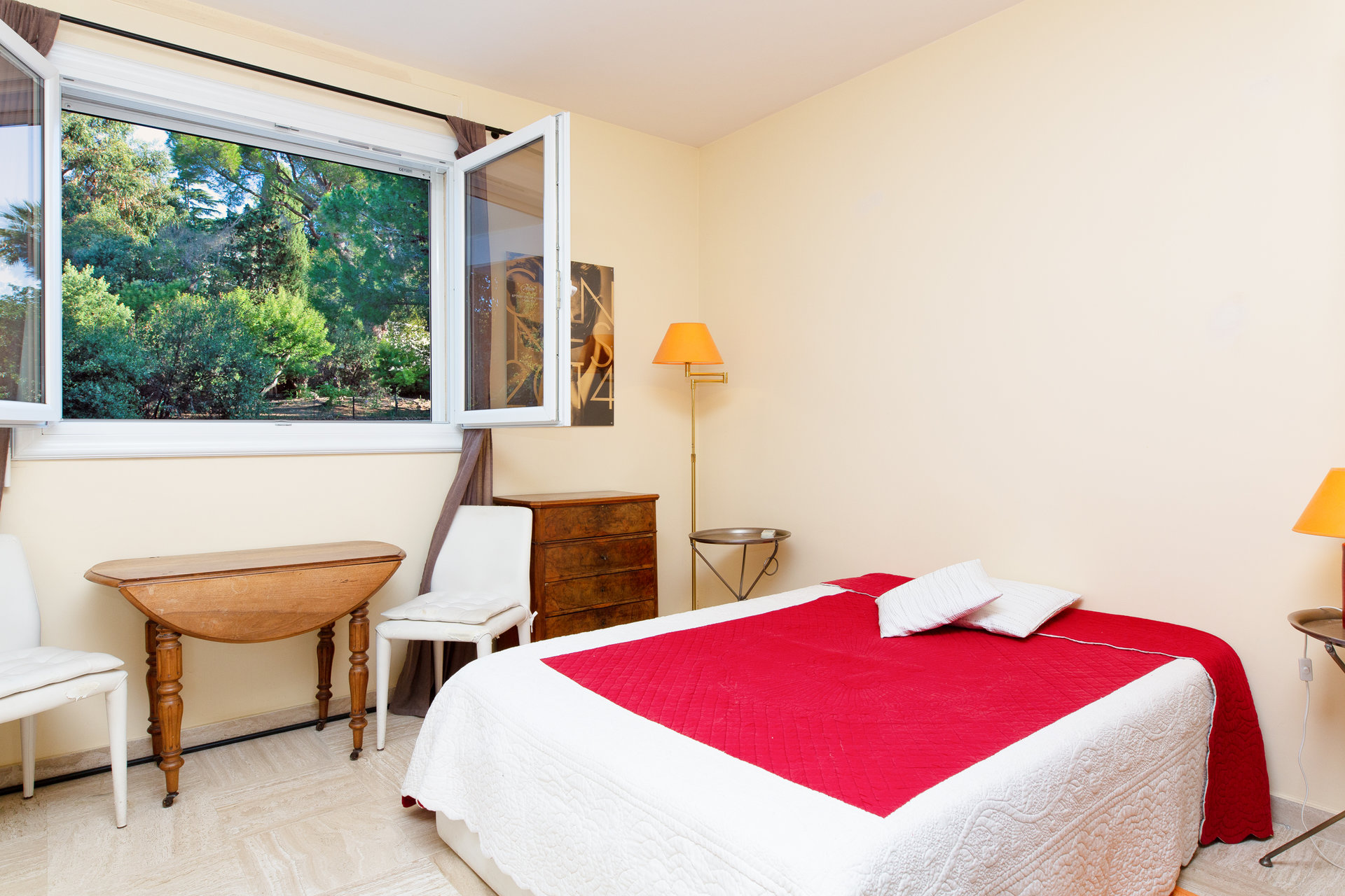 Cannes Basse Californie 3P 94m2 sea view prestigious residence