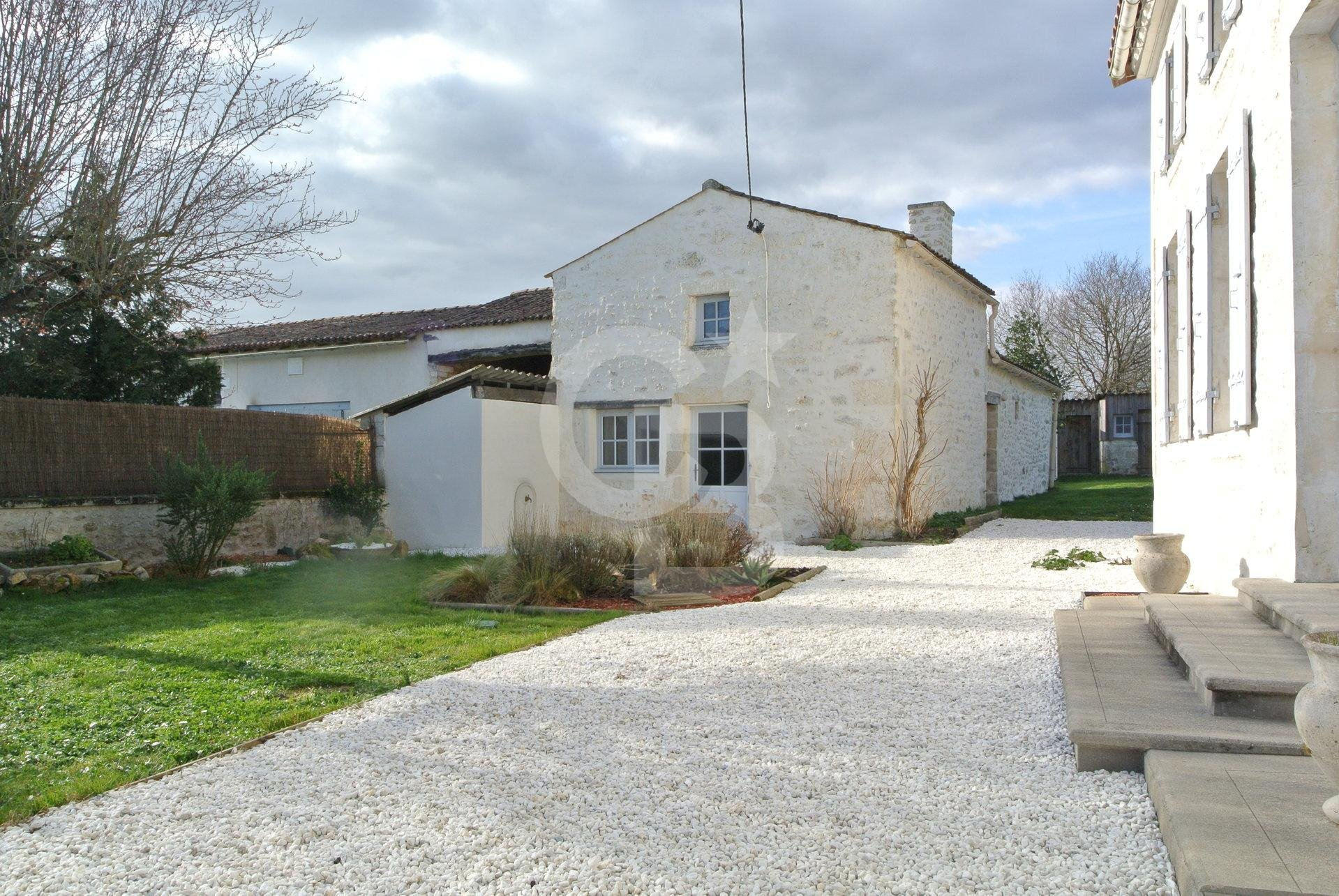 STONE HOUSE and Outbuildings for Sale in MEURSAC