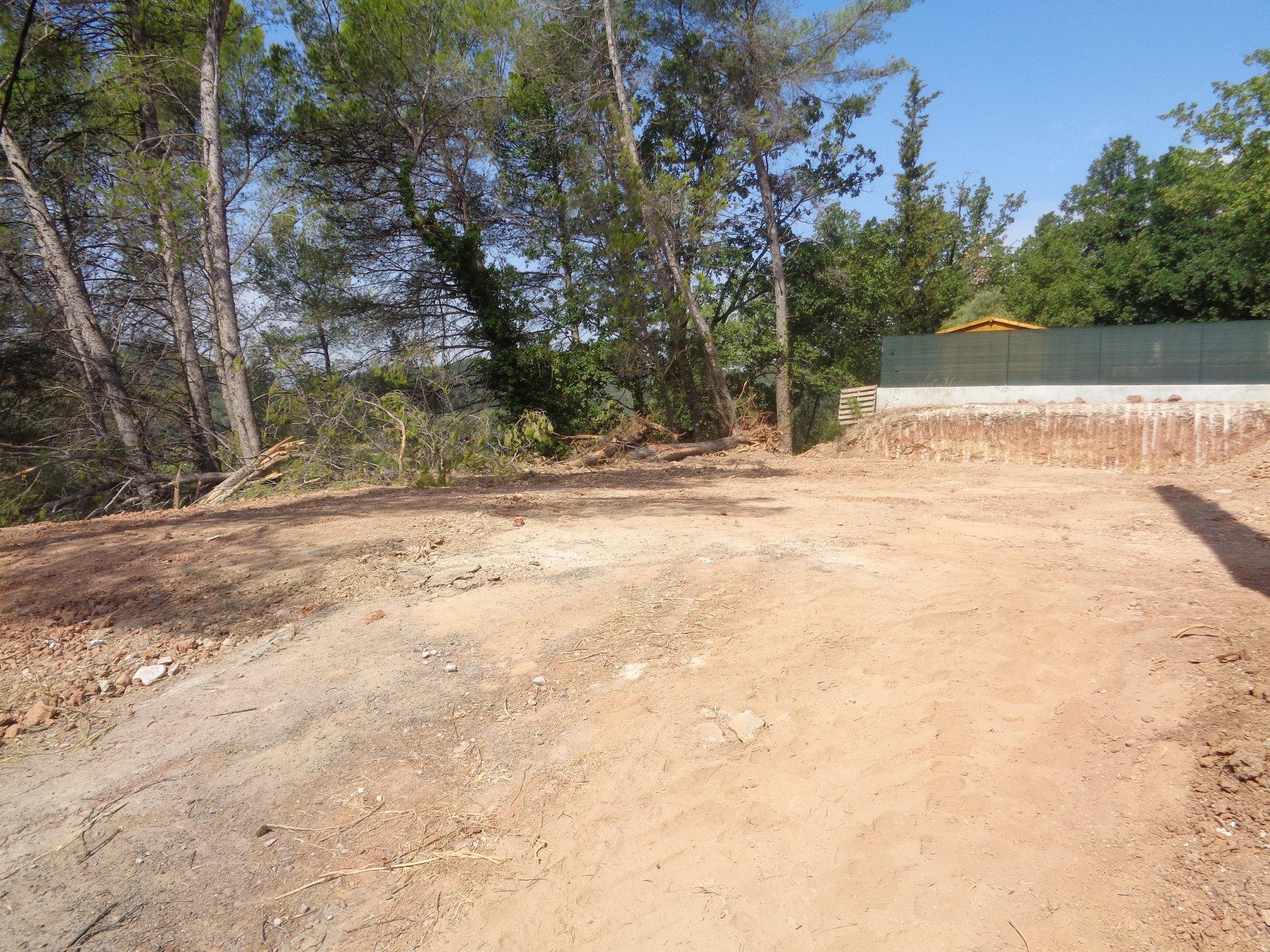 Sale Plot of land - La Motte