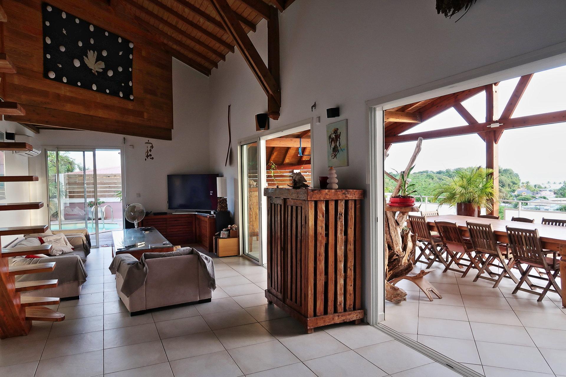 Villa Sainte-Anne investir en Guadeloupe