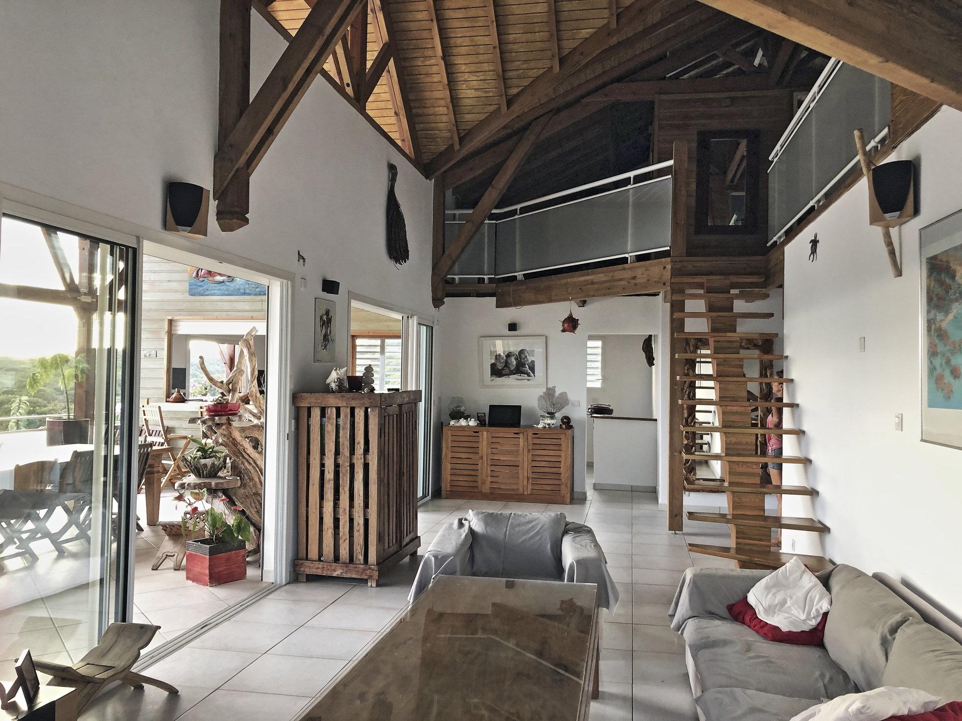 Villa prestige Sainte-Anne