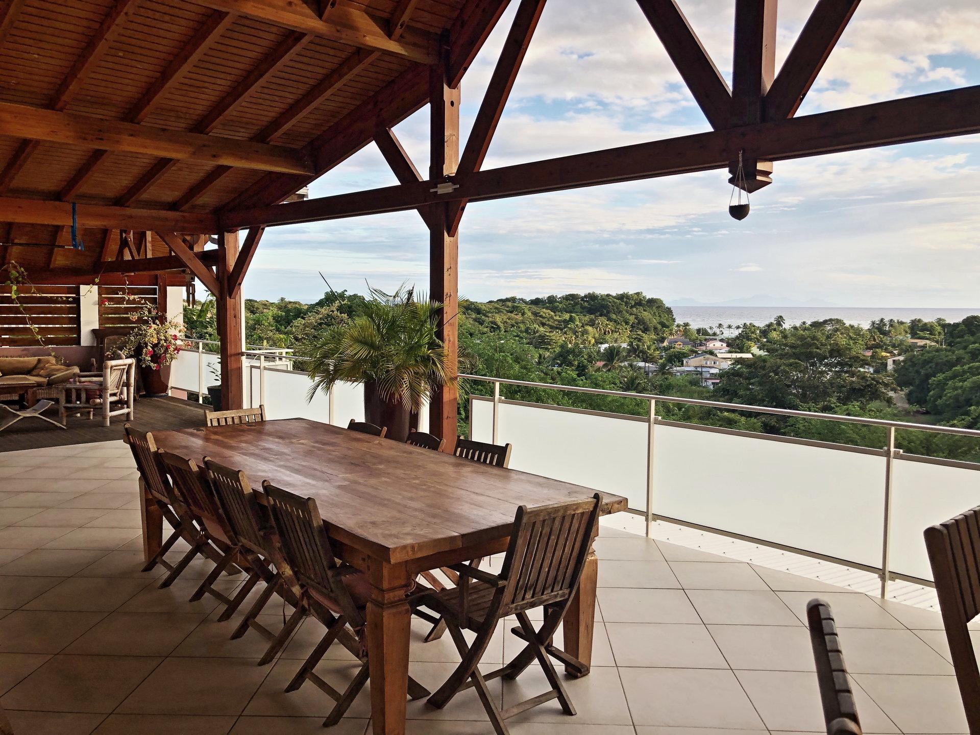 Achat villa Sainte-Anne terrasse