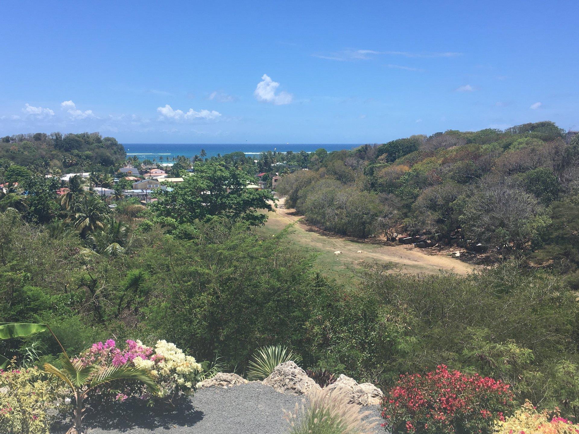 Villa 6 pièces vue mer, piscine et 2 T2
