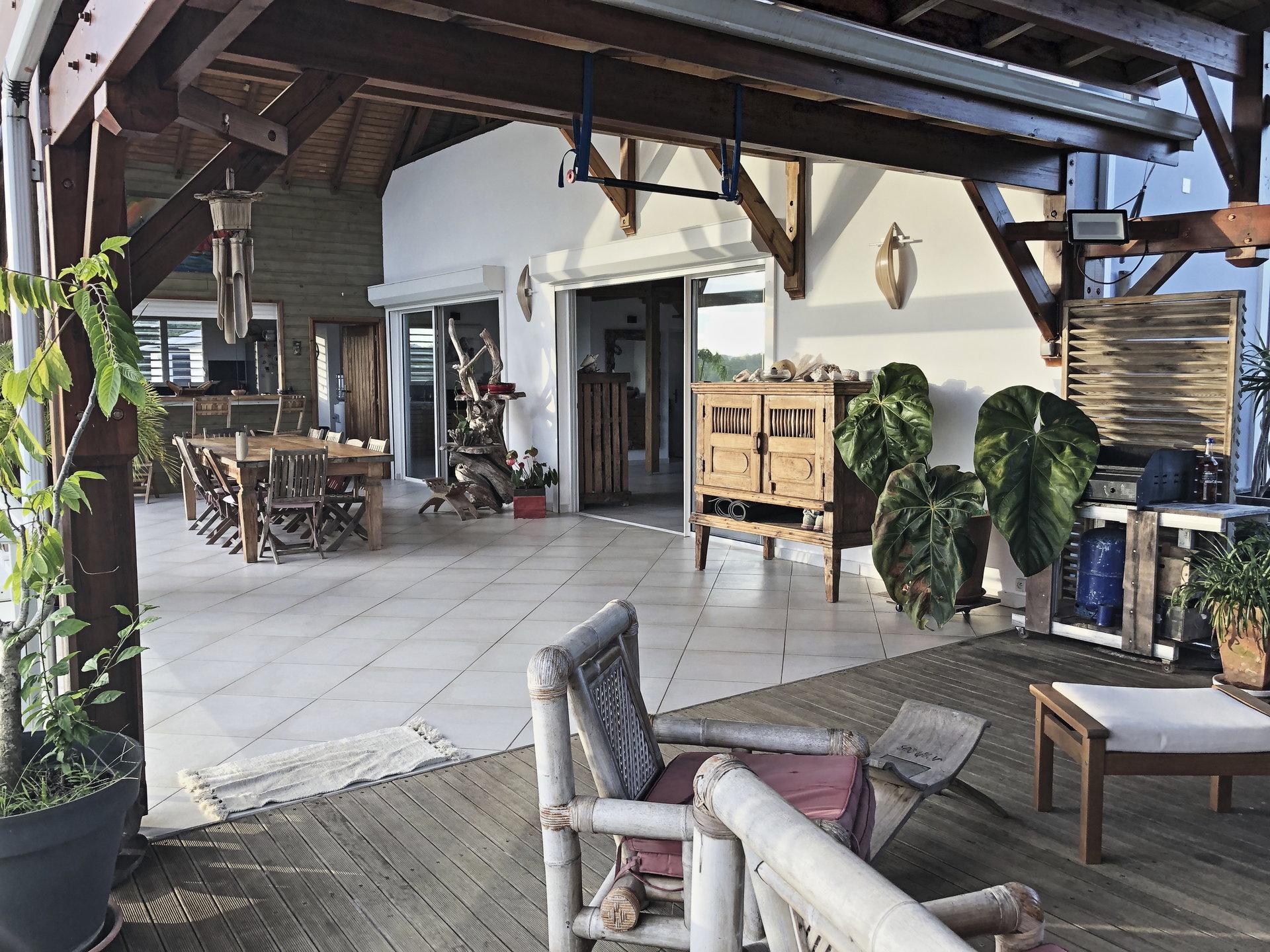 immobilier sainte-anne villa prestige