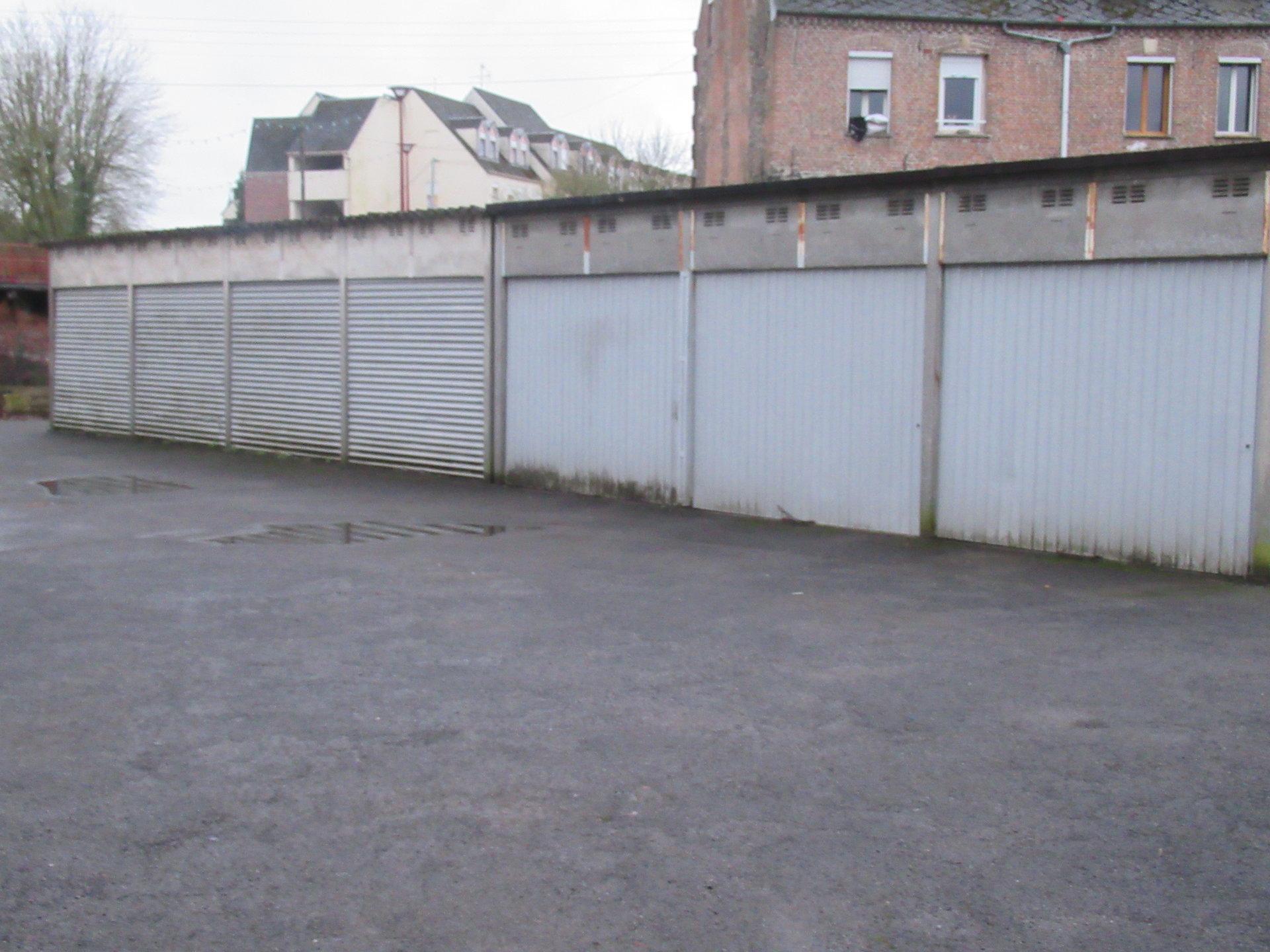 Location Garage - Hirson