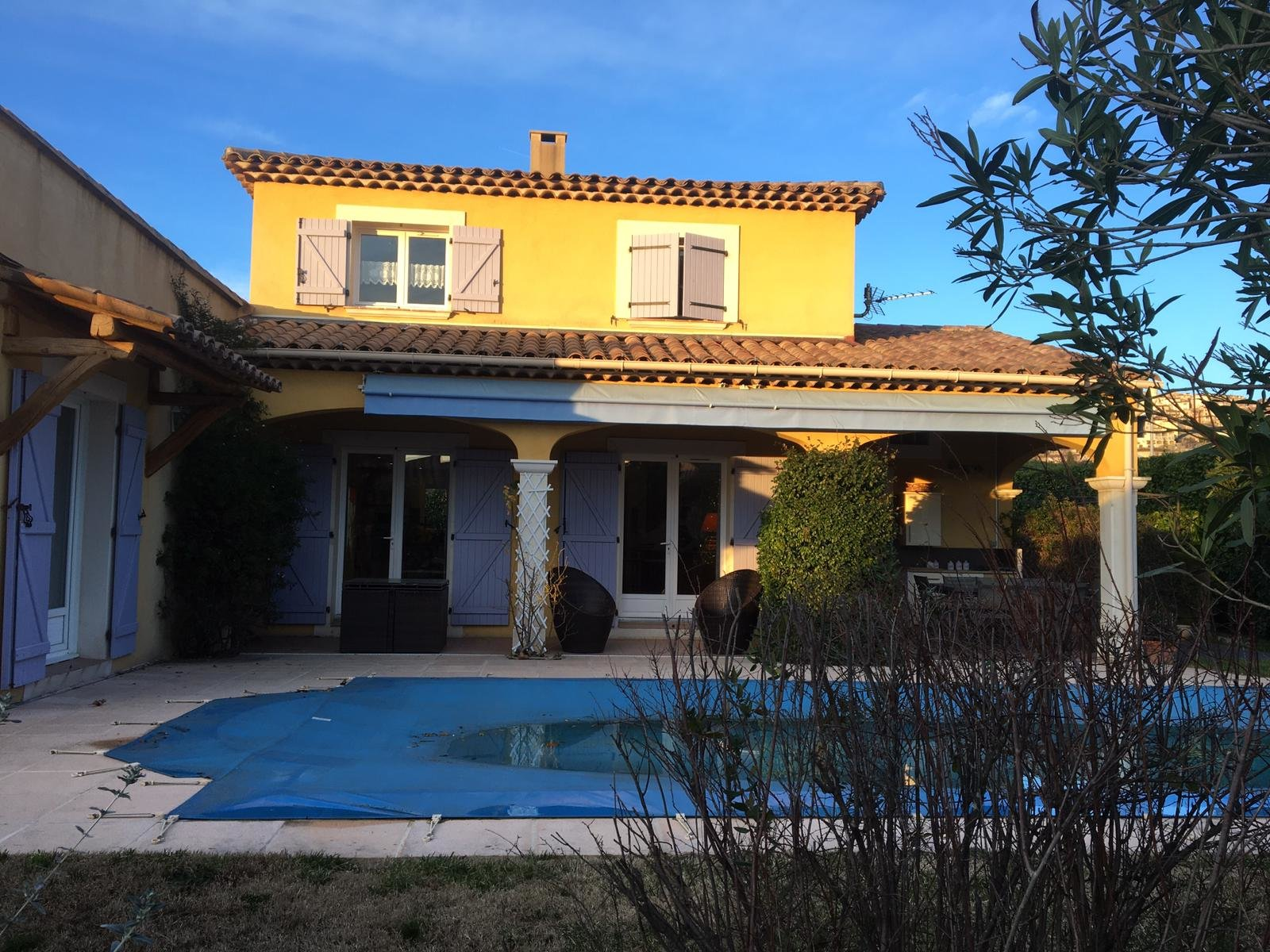 Sale Villa in Fayence