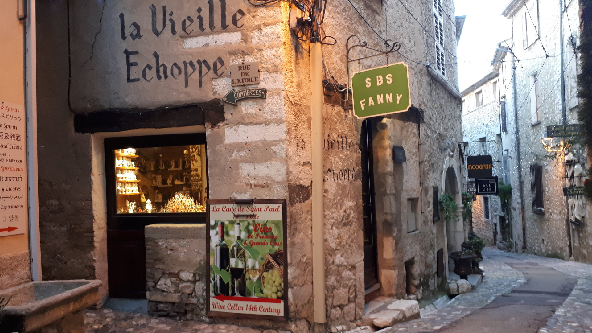 Sale Business assets - Saint-Paul-de-Vence