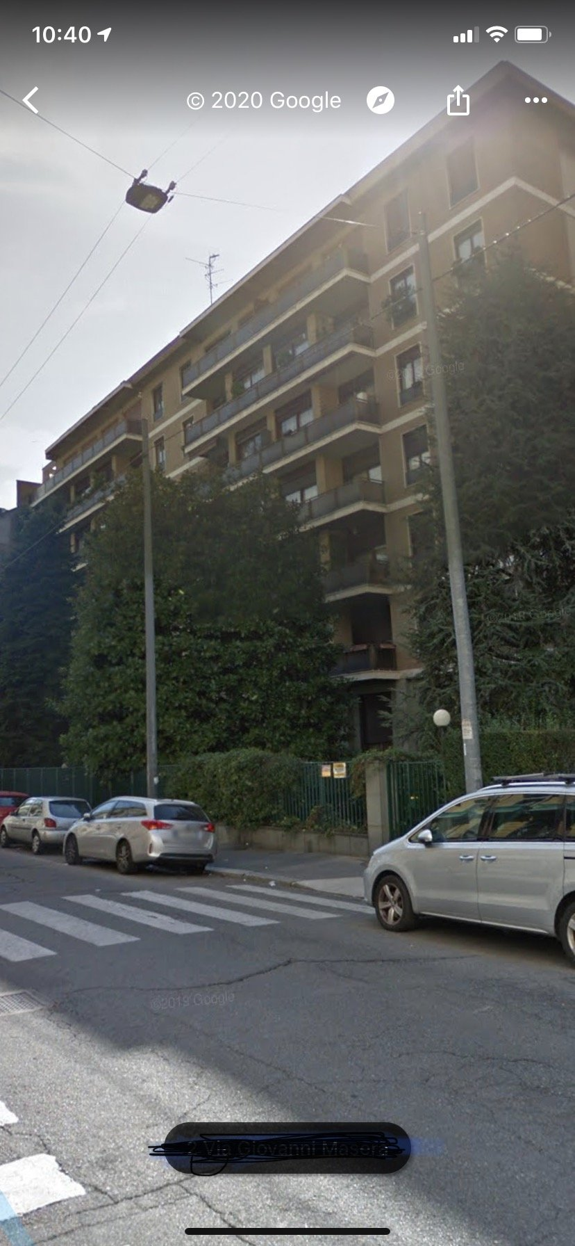 Box auto in P.ta Venezia
