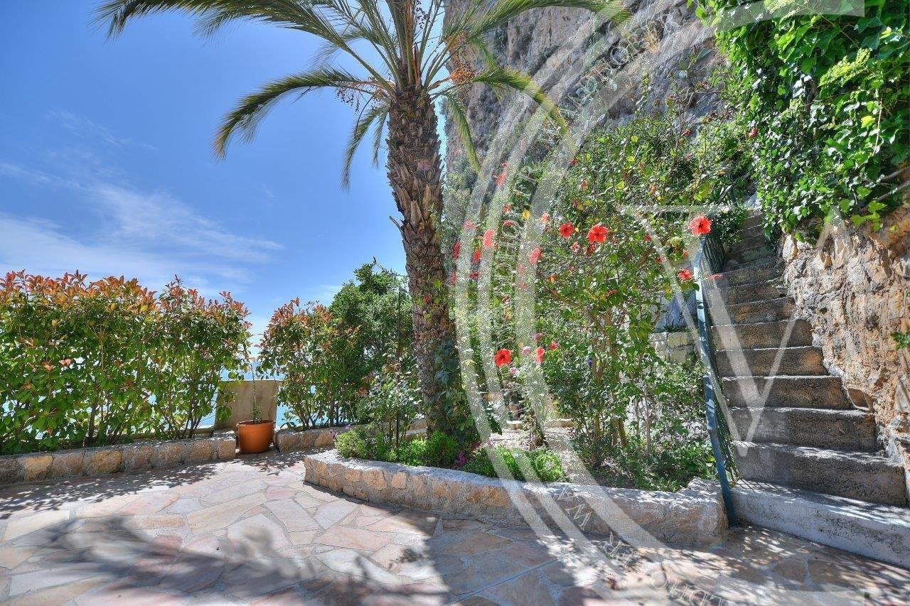 Unique opportunity in exclusive waterfront domaine of Cap d'Ail
