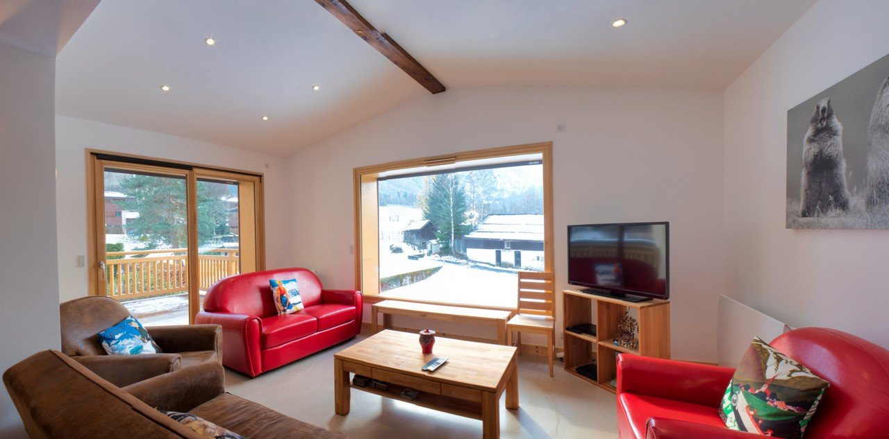 CHALET RUBY - 7 BEDROOMS - CHAMONIX
