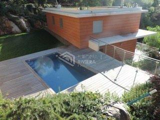 BEAUSOLEIL - VILLA Contemporaine 5 Pièces avec piscine