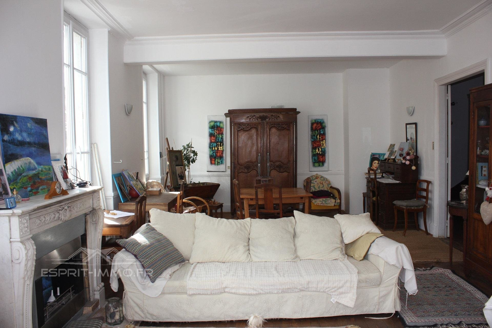 Appartement bourgeois, 214m²