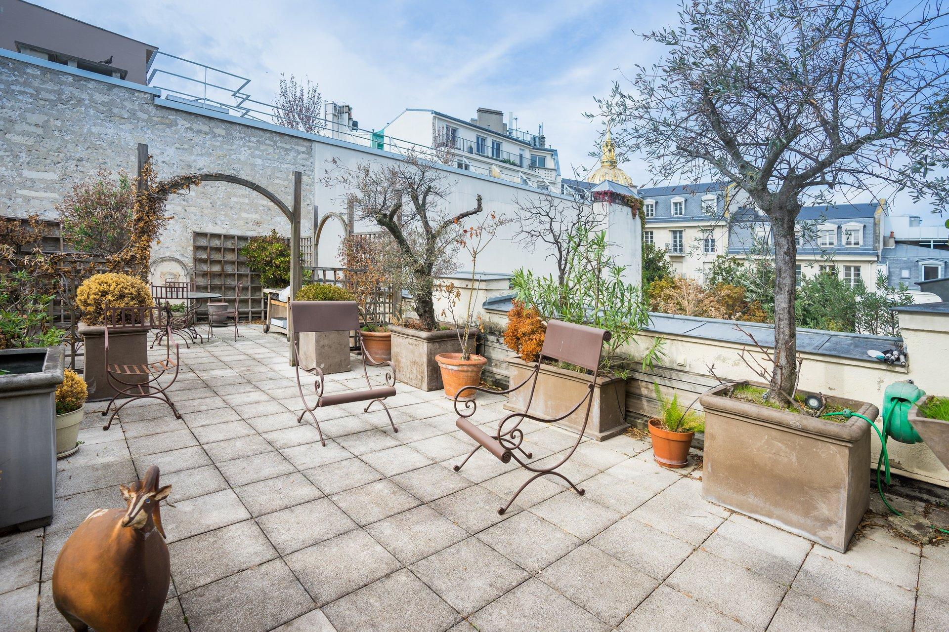 Sale Apartment - Paris 7th (Paris 7ème)