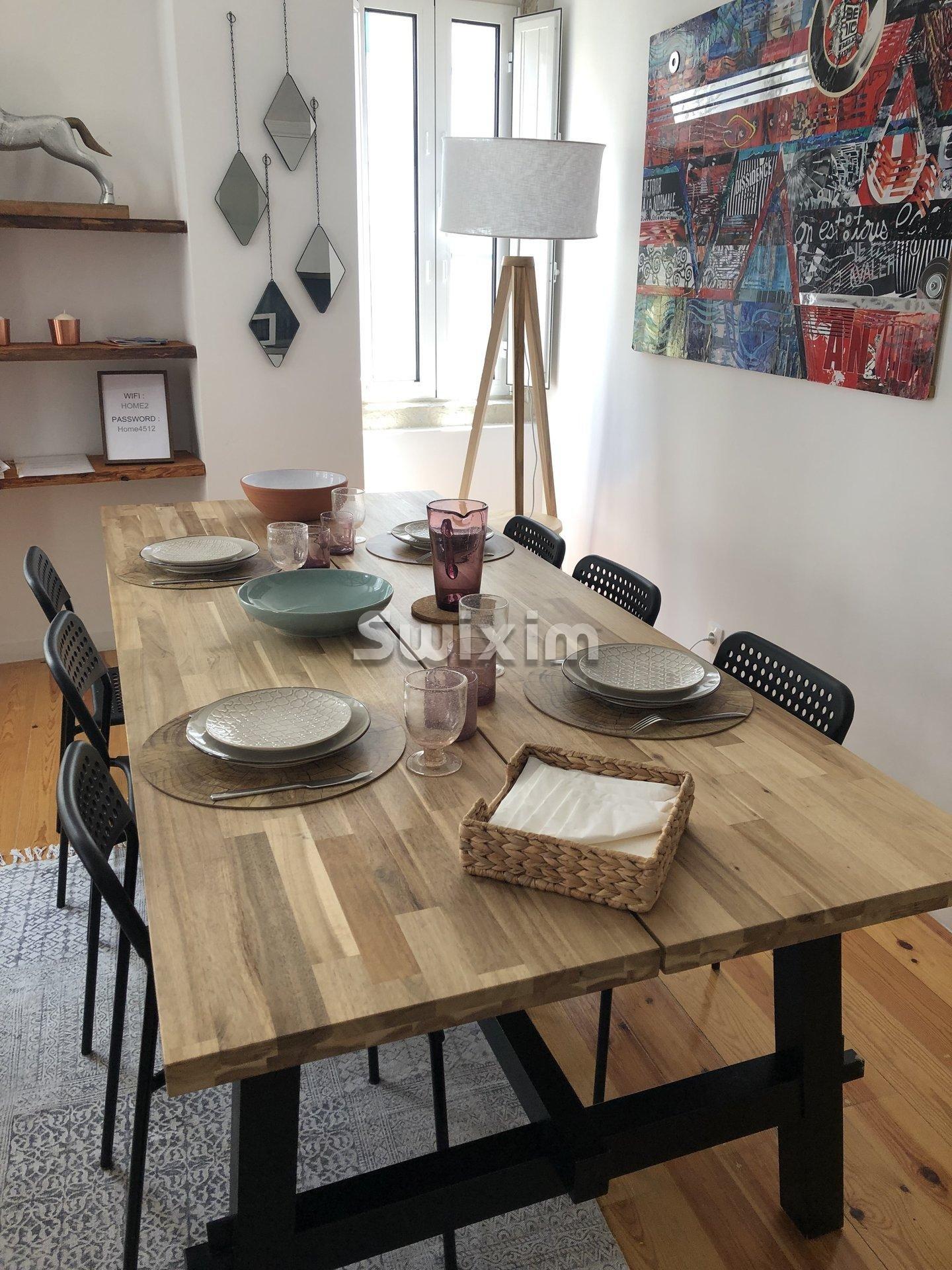 Apartemento renovado