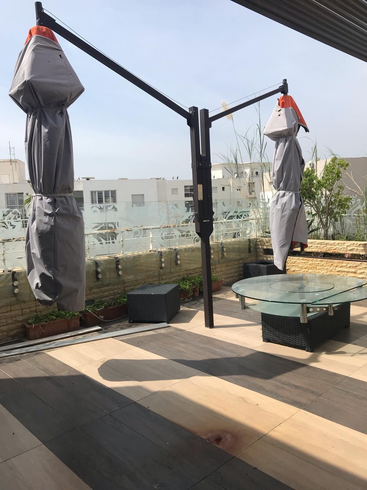 Vente Penthouse avec vue panoramique à Menzah 7