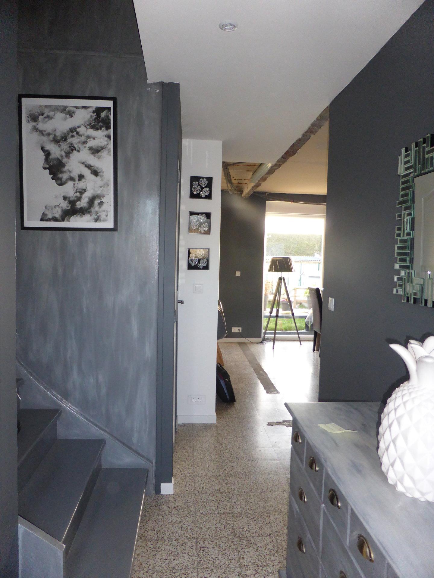 Maison semi individuelle 90 m²