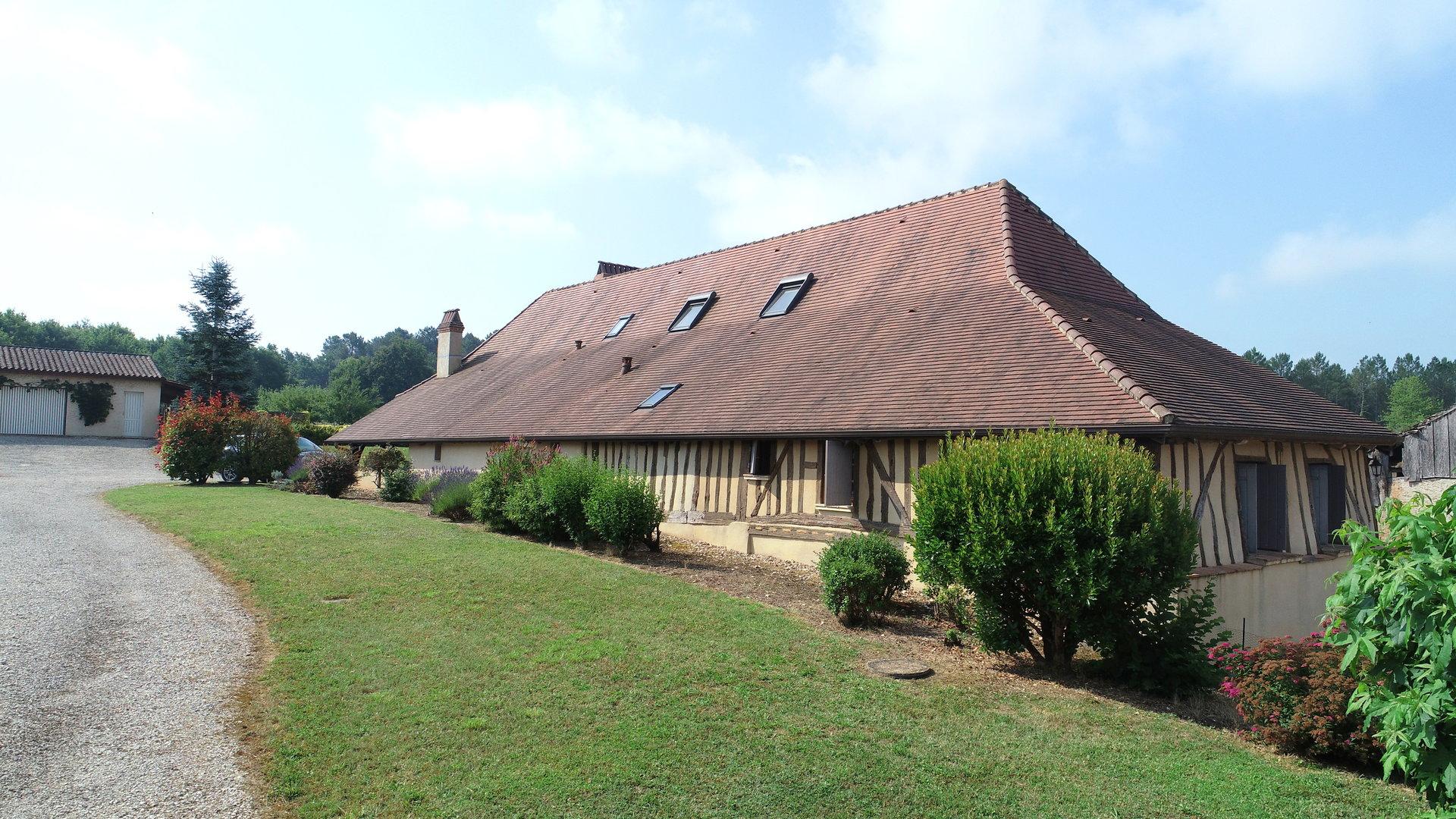 Maison en pierre entièrement rénovée