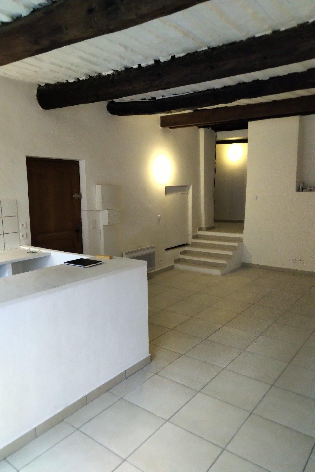 Appartement 3 pièces à Lucéram