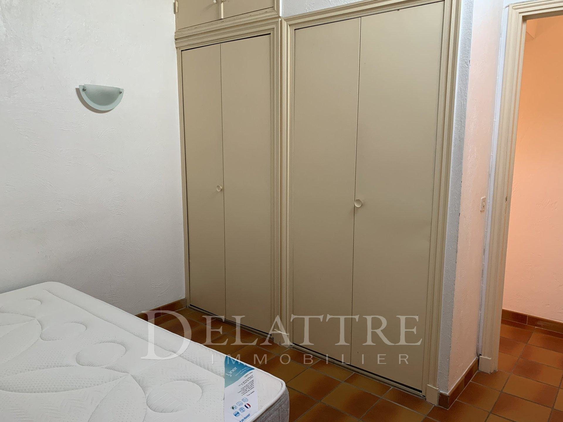 2 PIECES EN DUPLEX  - VALBONNE VILLAGE