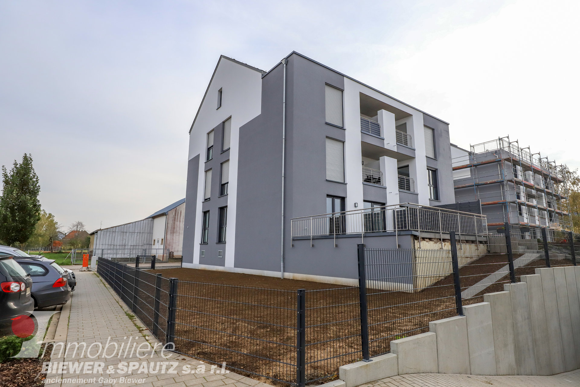 RENTED - new apartment with 2 bedrooms in Berdorf