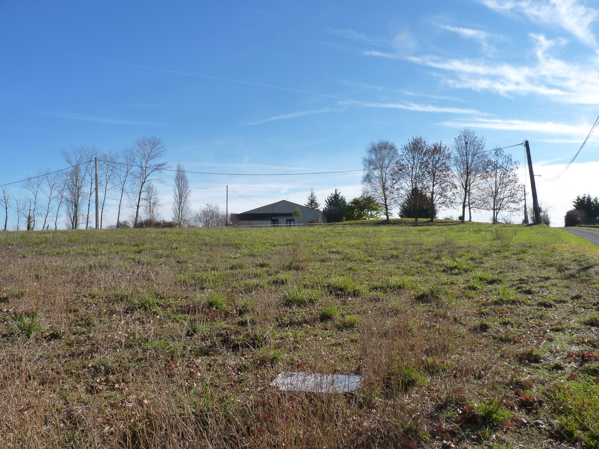 Building plot near Aurignac 5871m²