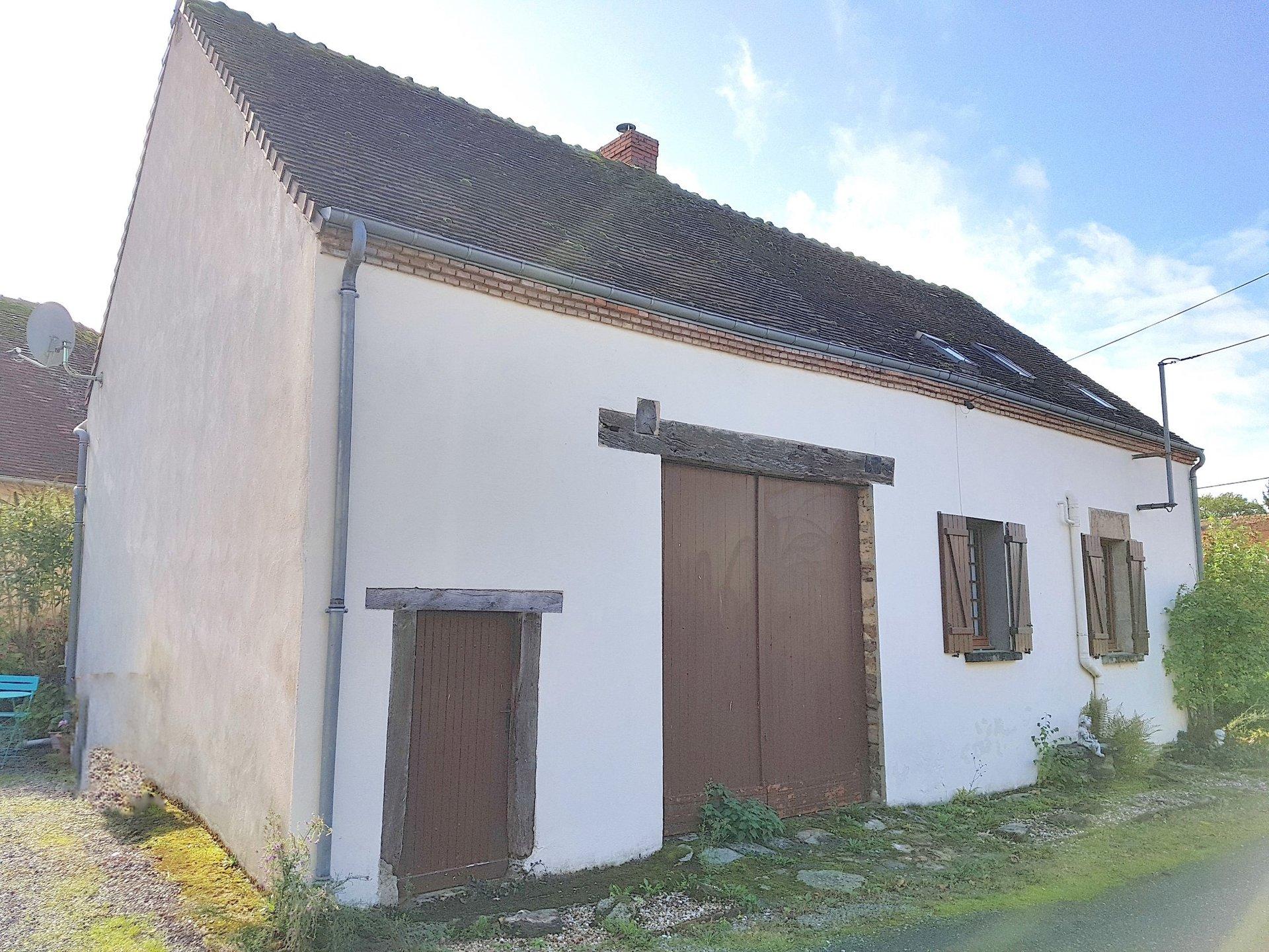 Proche Eguzon, Indre 36: jolie maison à 5 min. de la plage