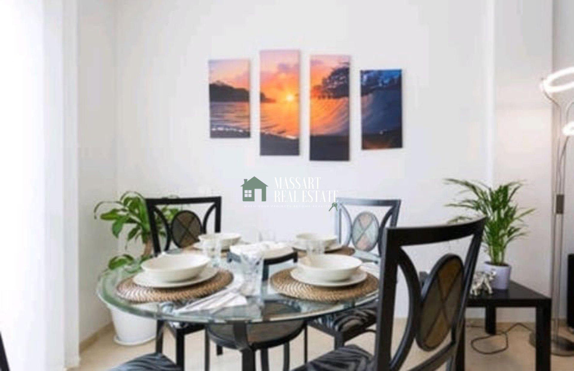 Te koop in de residentiële Los Balandros (Palm-Mar), ruim en modern appartement.