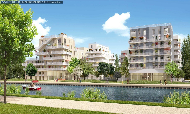 Development Building - Bondy