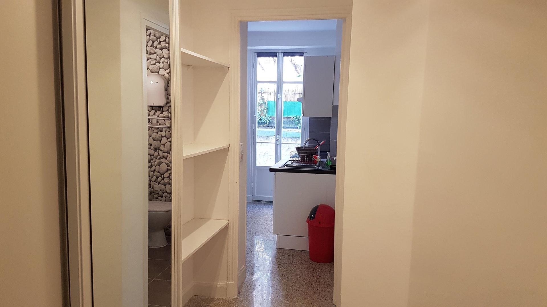 Studio Libération 31m²
