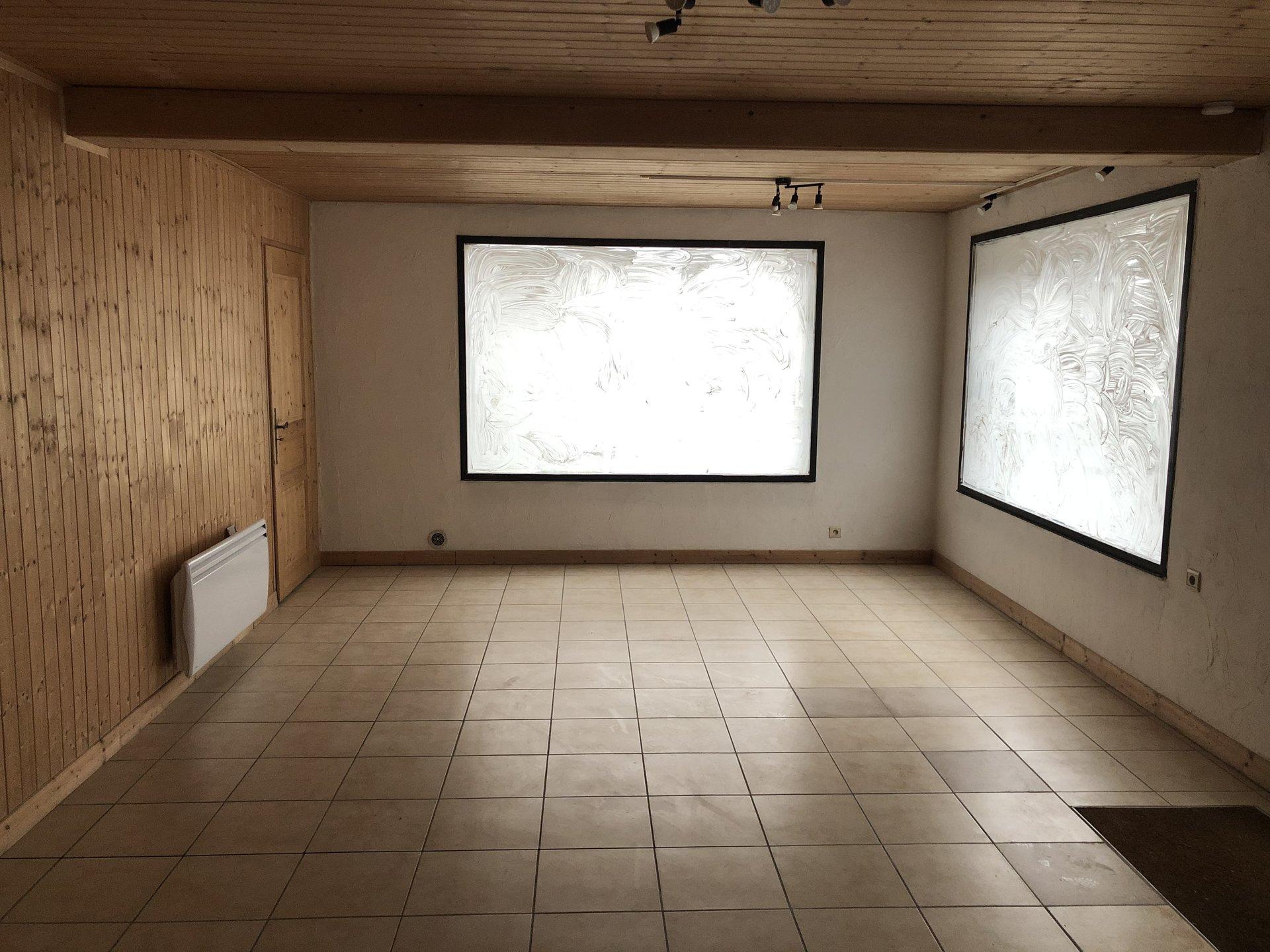 Chamonix Argentière - Commercial space