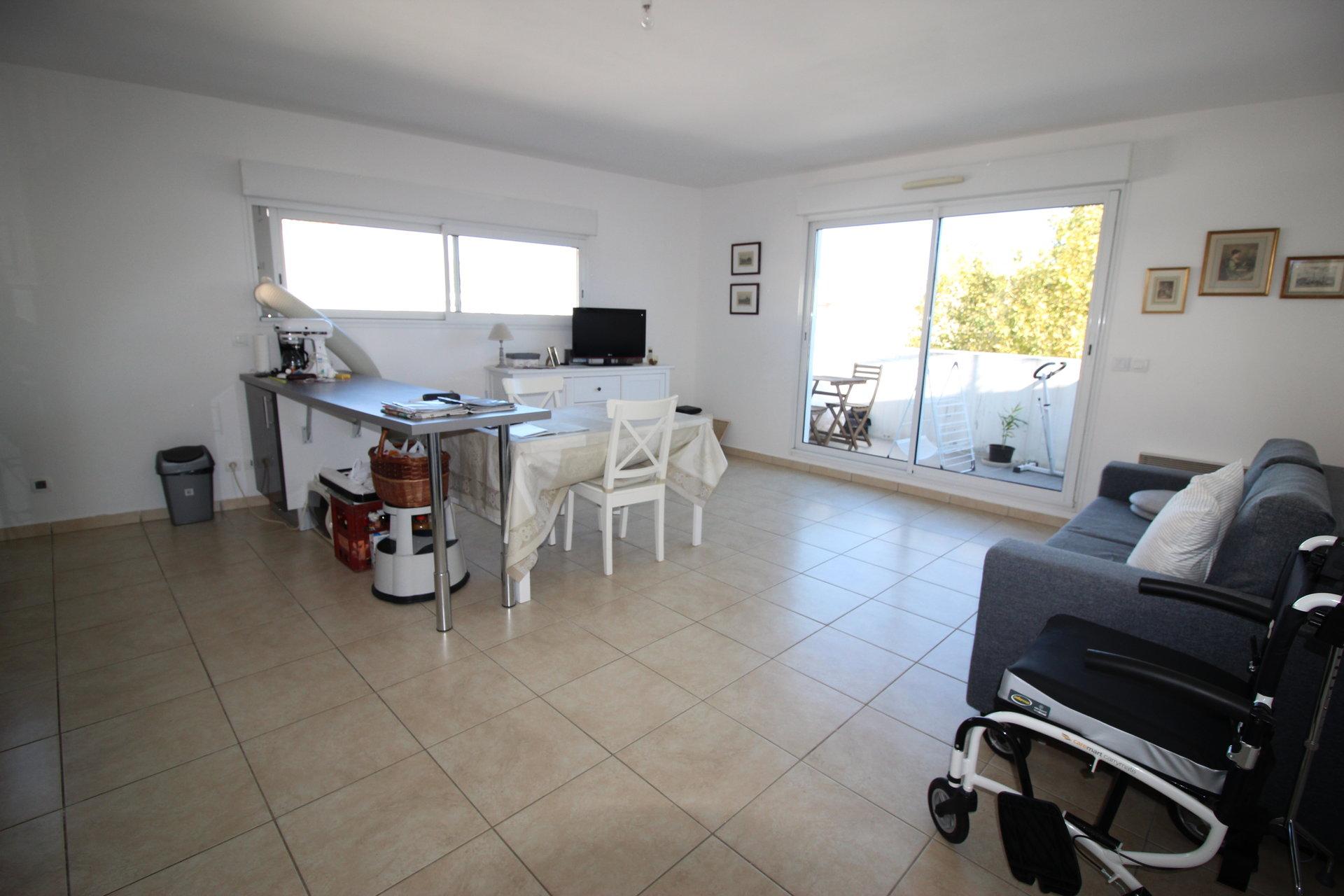 T2 51m² avec garage quartier Porte marine