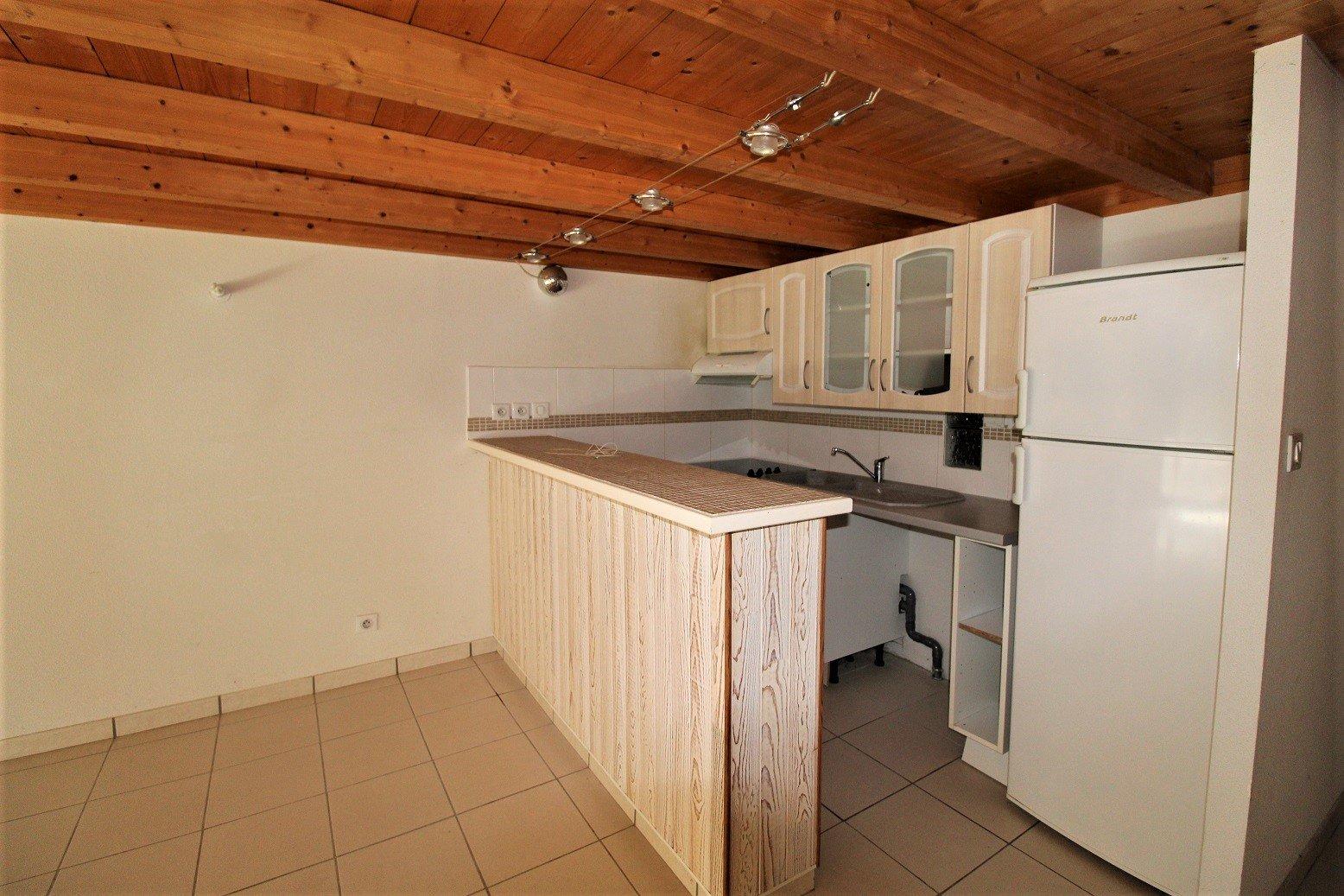 Pouvourville, T2 de 55 m² avec balcon et parking