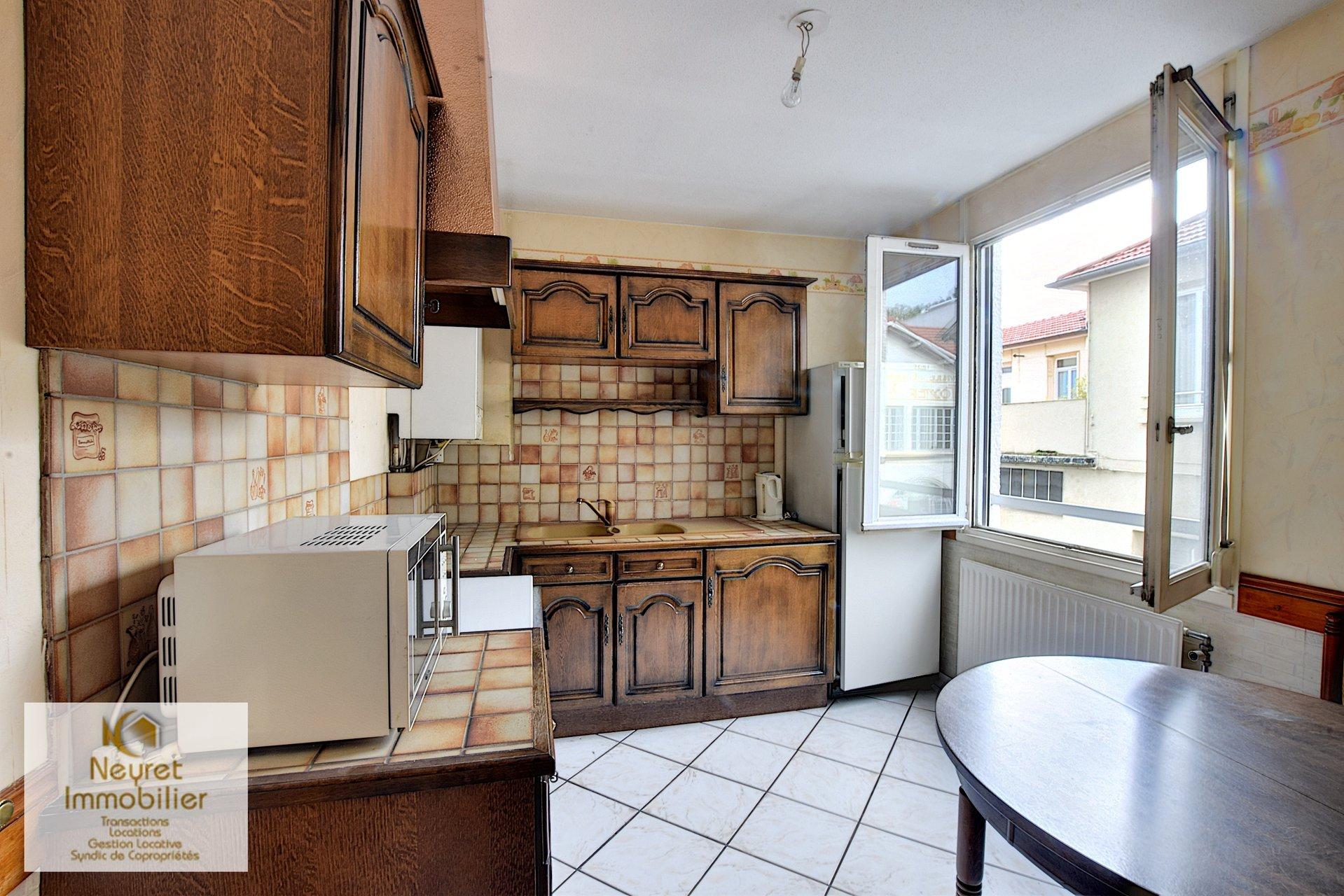 Vente Appartement - Le Chambon Feugerolles