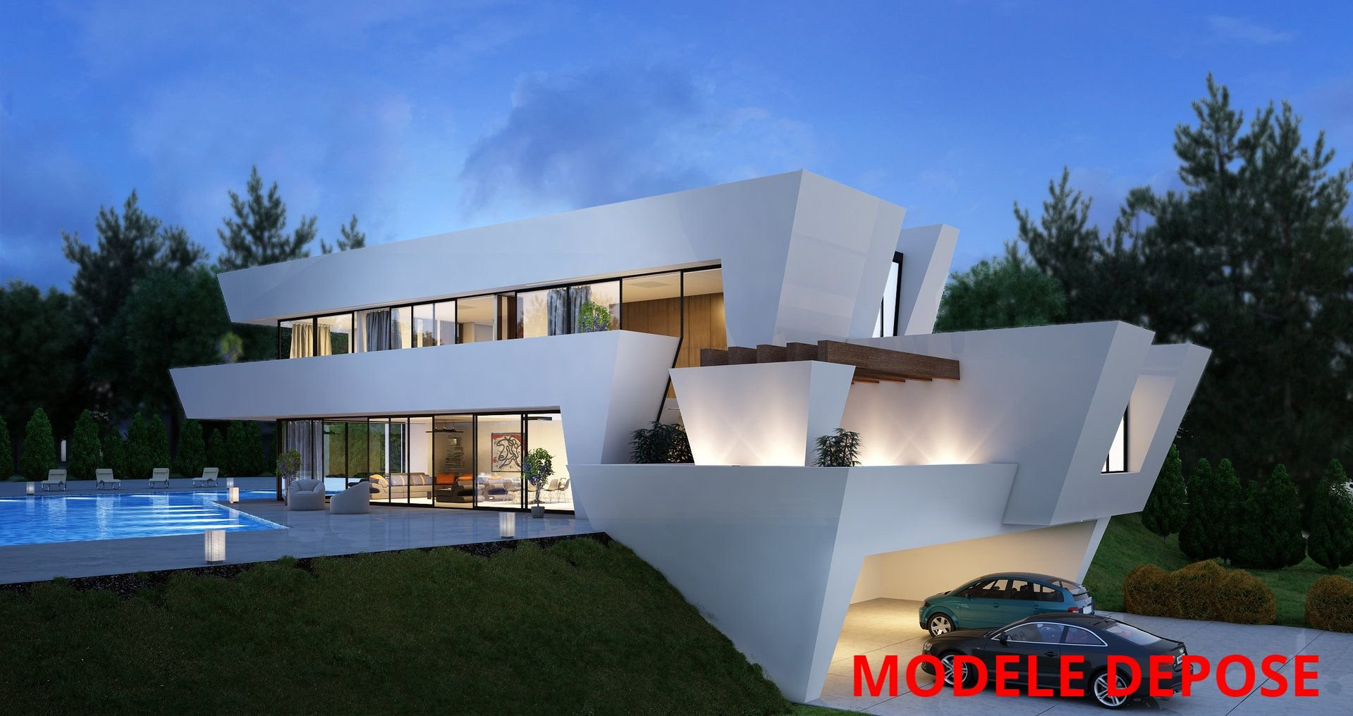 MAISONS CONTEMPORAINES YESCITY N°5