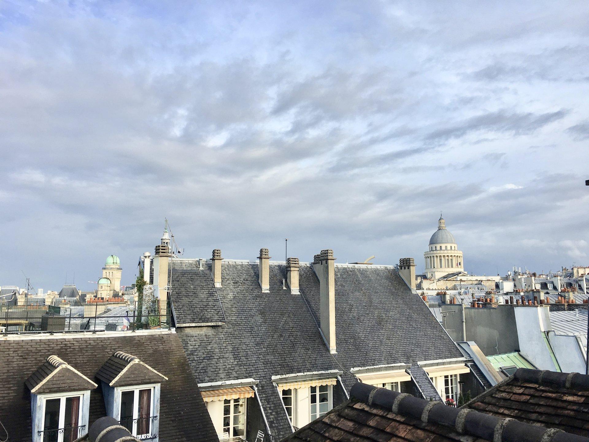 Paris VI - DUPLEX - VUE SUR LE PANTHÉON