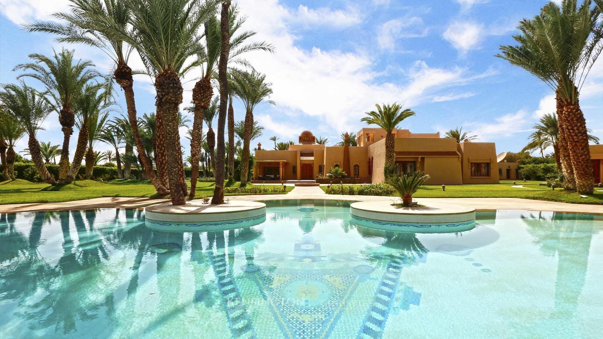 KPPM01293: Villa Mejjat Luxury Villa Marrakech Morocco
