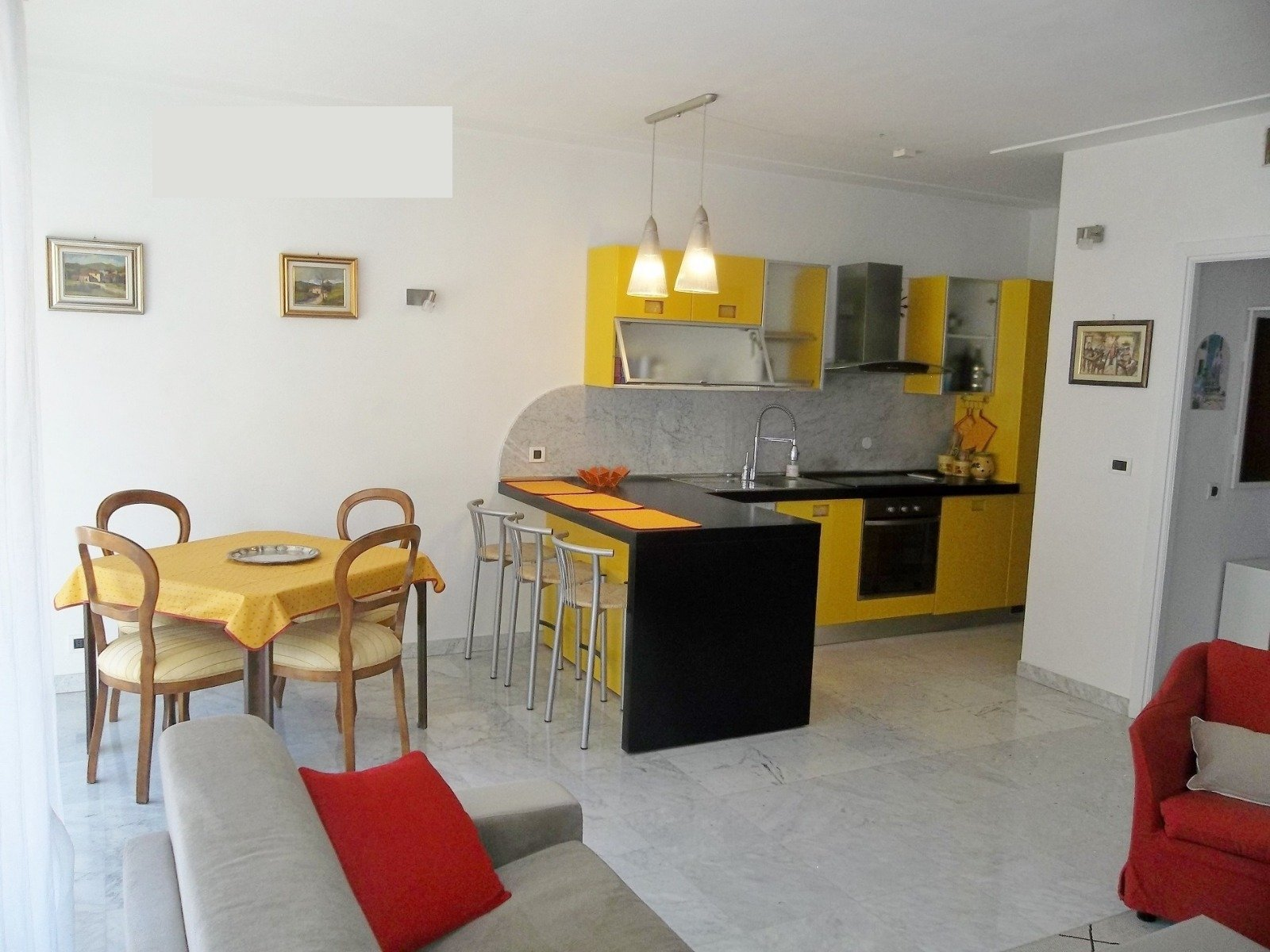 Seasonal rental Apartment - Menton