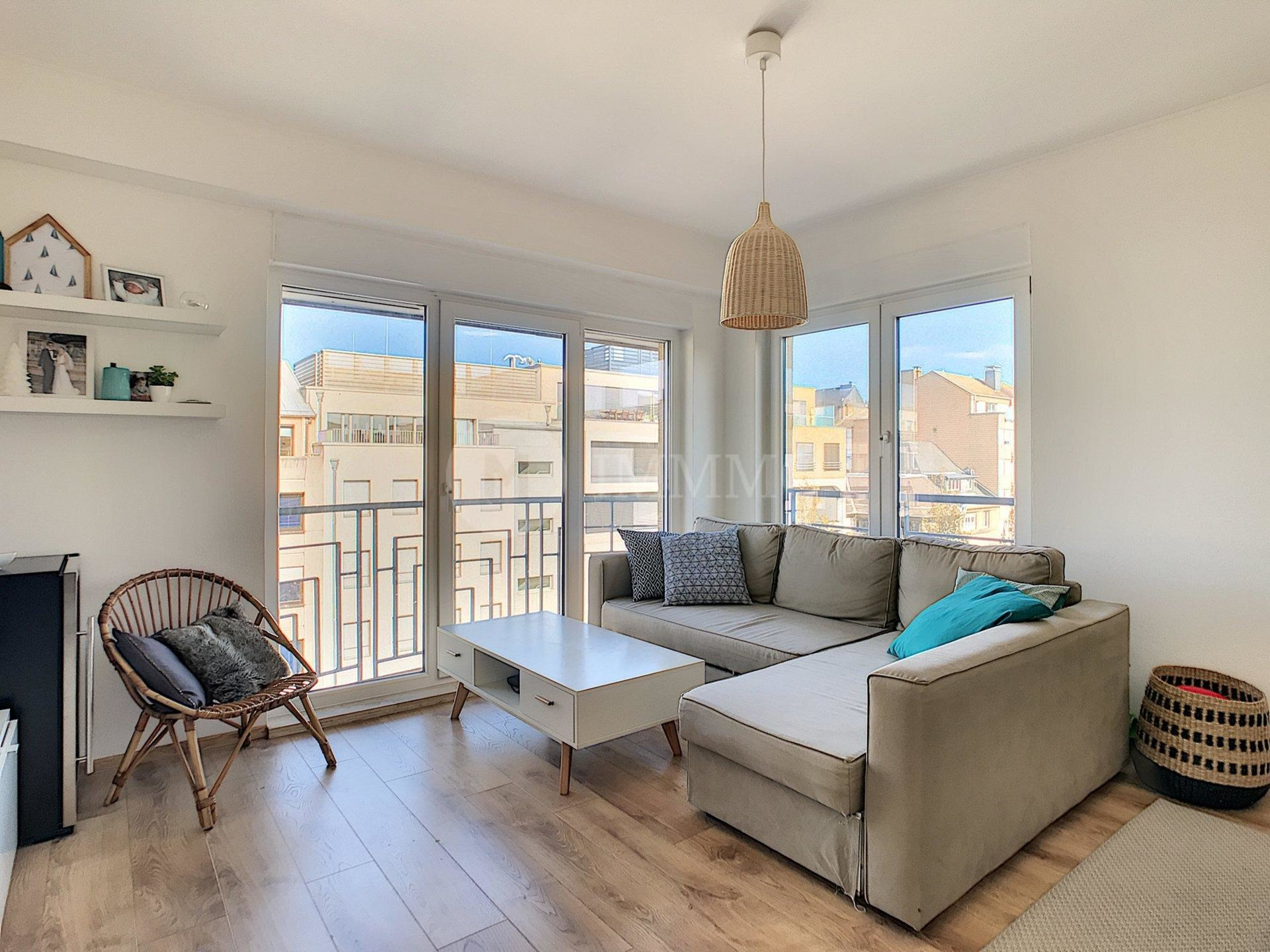 2 Bedroom apartment - rue Glesener