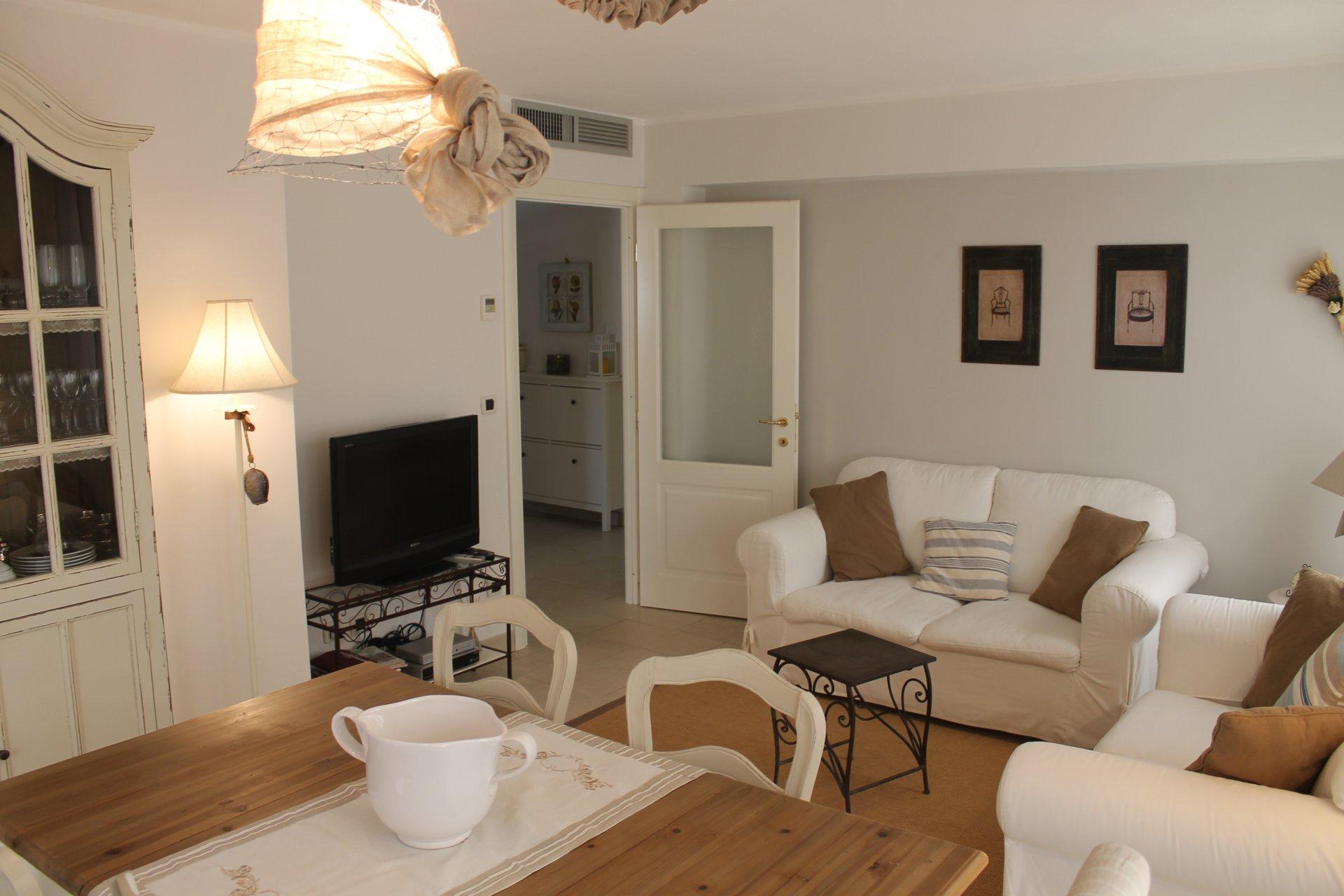 Appartement MENTON Garavan